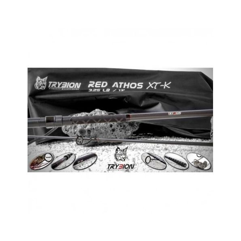 TRYBION RED ATHOS XT-K 13' (3,90 m) 3.25 lb