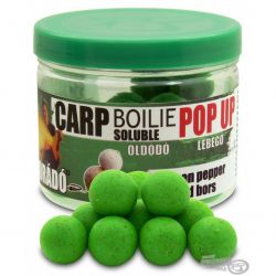 Haldorado Flotantes Solubles 16mm Green pepper 40gr