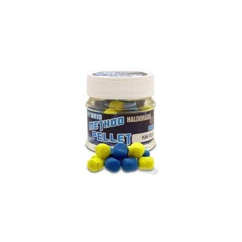 HALDORÁDÓ Hybrid Method Pellet 8mm 20g Blue Fusion (Frutas y citricos)