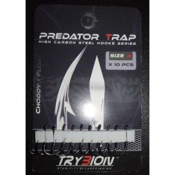 Trybion Predator Tournament Talla Nº8 10 unid