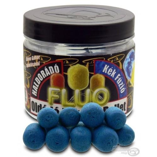 HALDORADO Pellet Fluo Soluble 12-16mm - Kek Fusion (Frutas Dulces)