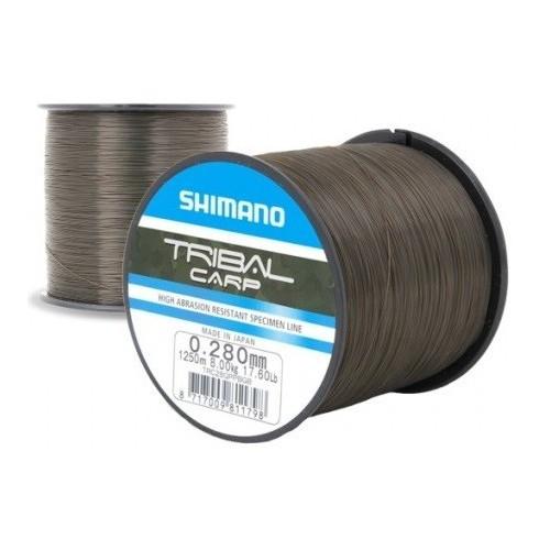 Shimano Nylon TRIBAL 0.30mm 1100mt 20lbs NUEVO 2017