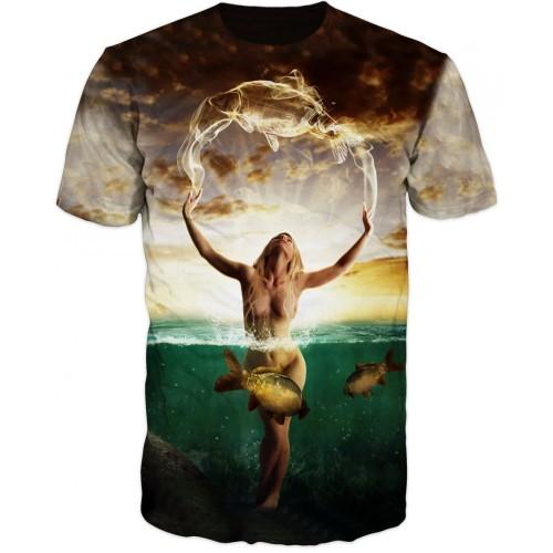 Carp T-shirt Lago Tormenta
