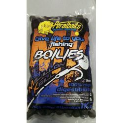 Peralbaits Boilies Mejillon&Krill Ready Made 18mm 1kg