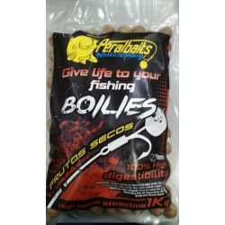 Peralbaits Boilies Frutos Secos Ready Made 18mm 1kg