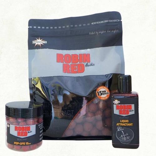 Dynamite Baits Boilie Robin Red 1kg 20mm(novedad)