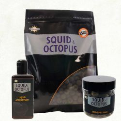 Dynamite Boilies Squid &Octopus 1kg 10mm (Calamar y Pulpo)