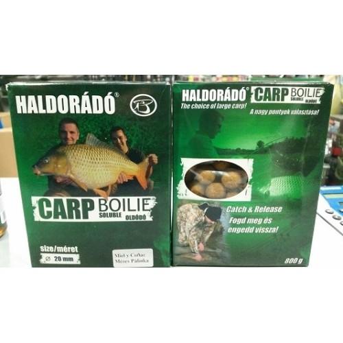Haldorado Boilies Solubles 20mm 800gr Palinka (MIEL&COÑAC)
