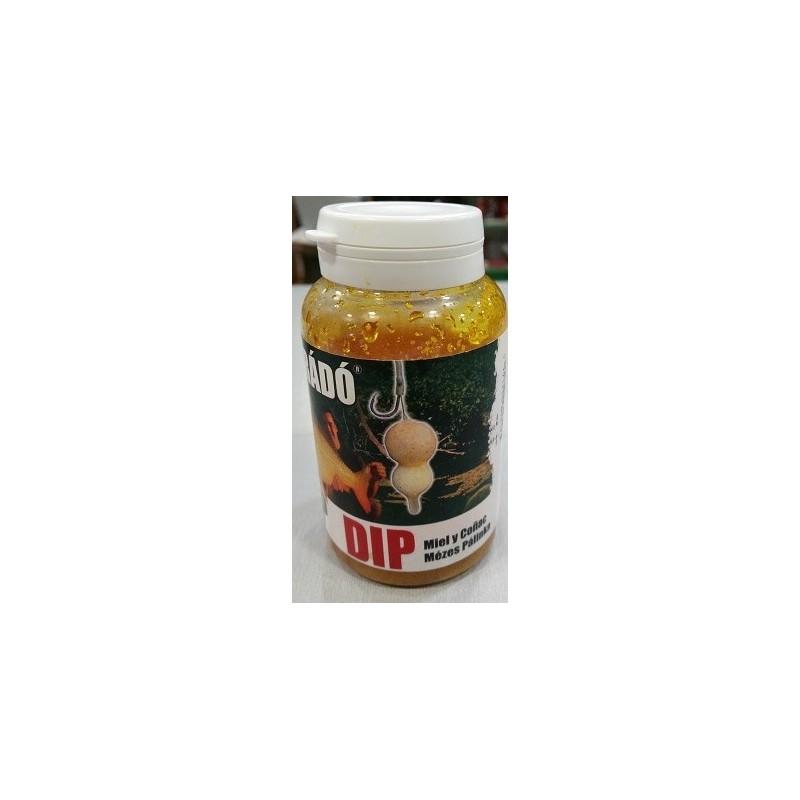 Haldorado carp Dip M-PALINKA 150ml (Miel&coñac)