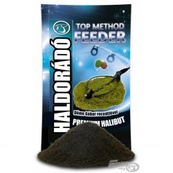HALDORÁDÓ TOP Method Feeder 1KG- Premium Halibut