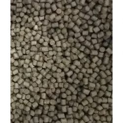 Coppens 1kg Pellet 3 mm Black Halibut