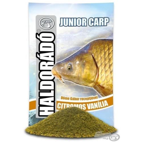 Haldorado Engodo Junior carp (VAINILLA) 1kg