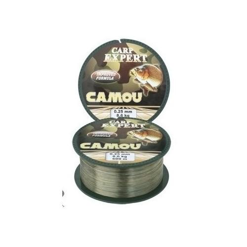 CARP EXPERT CAMOU 0,30mm /11.90KG 600m