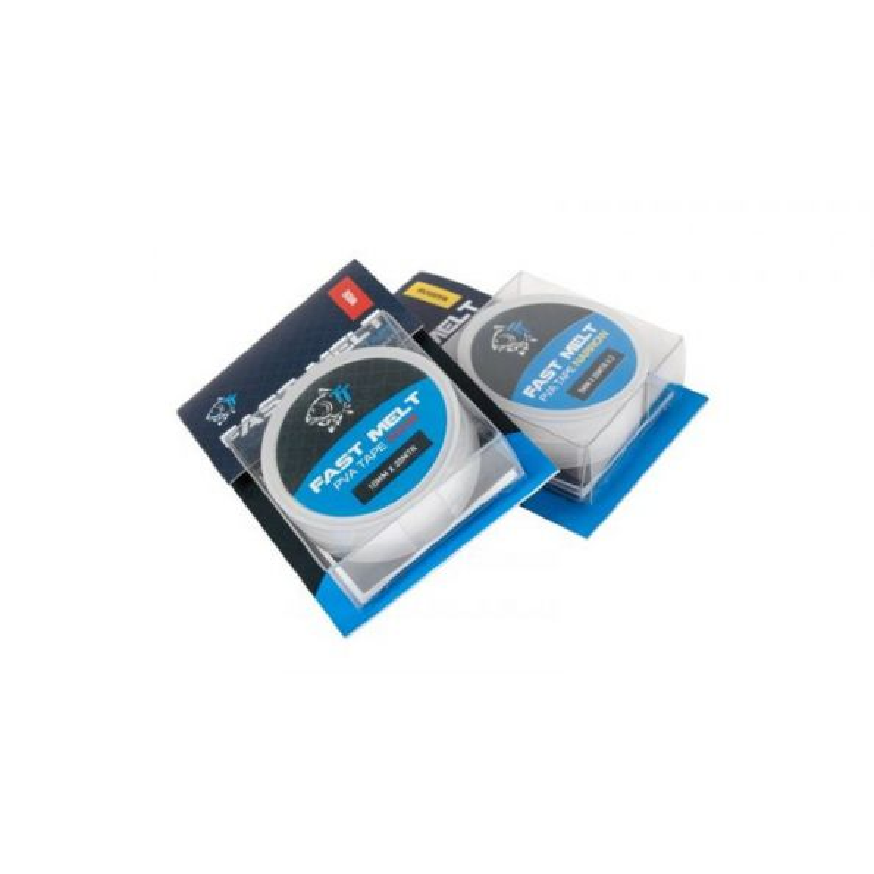 Nash Cinta Pva Disolucion rapida 10mmx20m (Fast meal tape)