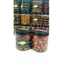 Royalbaits Chufas con aroma Squid&Octopus 250GR