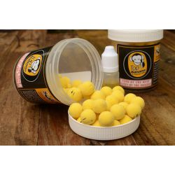 Solar Baits Top Banana Pop-Ups 14mm+dip