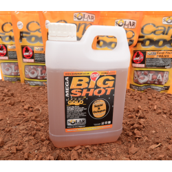 Solar Bait Booster Carp Food Mega Big Shot Candy Floss 1L