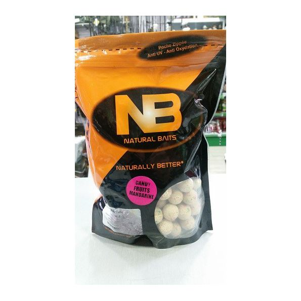 Natural Baits Boilies 20mm Mandarina 1kg