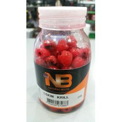 Natural Baits Chufas I-skin KRILL 250gr