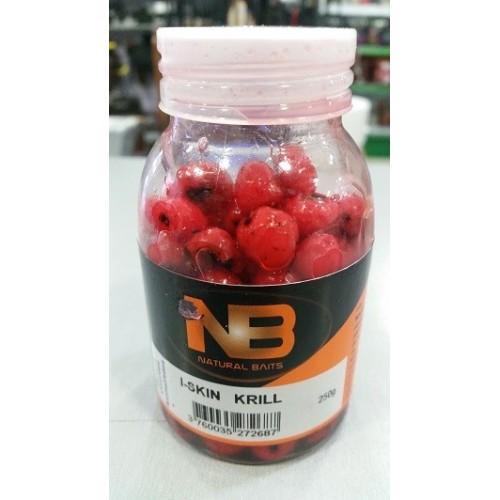 Natural Baits Chufas I-skin KRILL 250gr