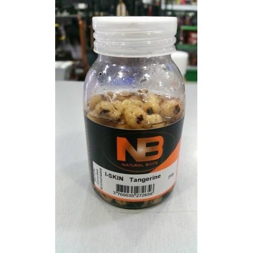 Natural Baits Chufas I-skin Mandarina 250gr