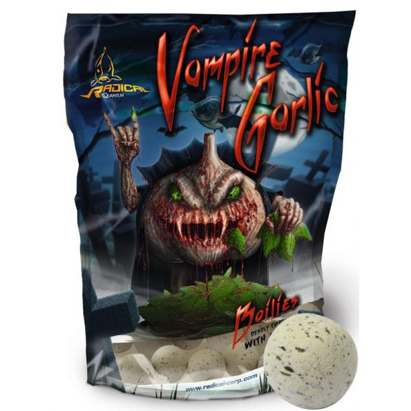 Radical Boilie 16mm Vampire Garlic (AJO-MENTA)