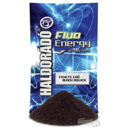 Haldorado Engodo Fluo Energy 1kg Black Power
