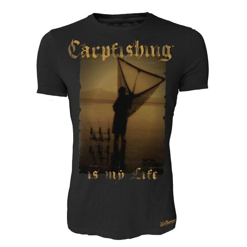 Hot Spot Camiseta Is My life Carpfishing