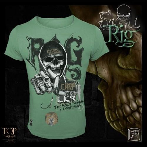 Hot Spot Camiseta RIG VERDE