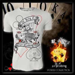 Hot Spot Camiseta THE KING OF CARPFISHING