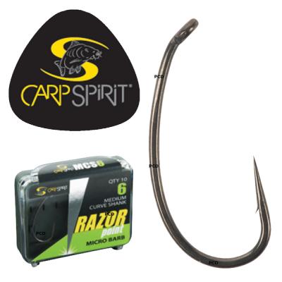 Carp Spirit Razor Medium Curve Shank