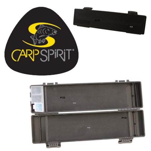 Carp Spirit Caja doble para Bajos de Linea
