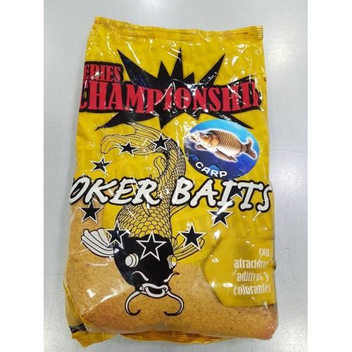 Yoker Baits Engodo Carpa Amarillo 1kg