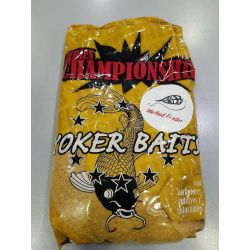 Yoker Baits Engodo Method Amarillo Feeder 1kg