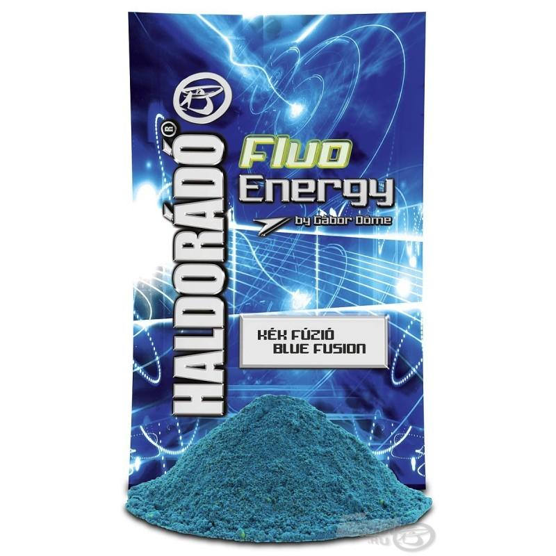 Haldorado Engodo Fluo Energy 800g BLUE FUSION
