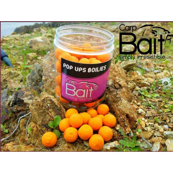 Pop Ups CARPBAITS Bolies FLOTANTES MELON & MIEL 16 mm 150 gr