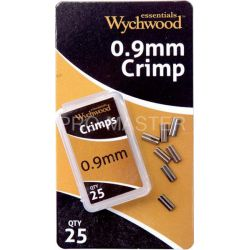 Wychwood Carp Crimps 0.9 mm