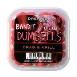 DRENNAN DUMBELL BAIT 8-10MM CRAB&KRILL