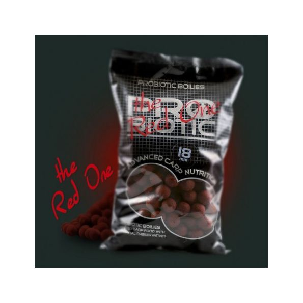 Starbaits Probiotic Red 20mm 1kg