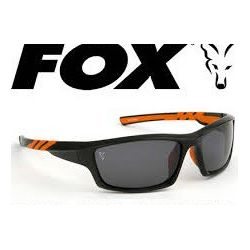 FOX Sunglasses Black and Orange(CSN039)
