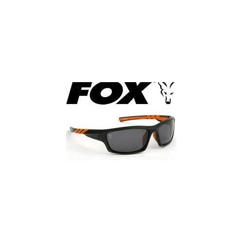 FOX Sunglasses Black and Orange(CSN039)