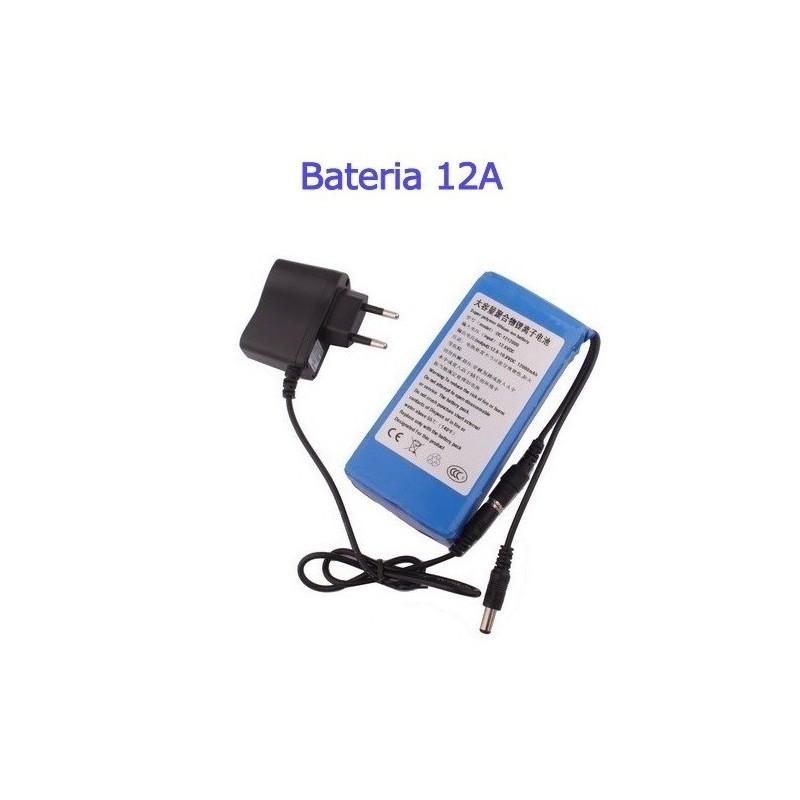 Bateria recargable litio 12V/ 12A/144wh (Valido para todas las sondas)