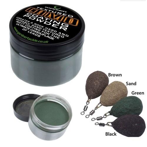 Gardner Polvo para camuflar plomos verde (green)