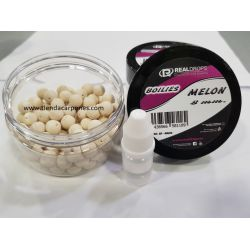Real Drops Boilies Melon  8mm