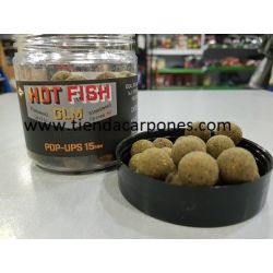 Dynamite Flotante 15mm Hot Fish Glm