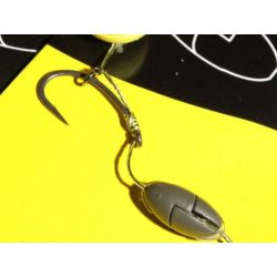 Avid Carp In-Line Droppers Small 4 unid