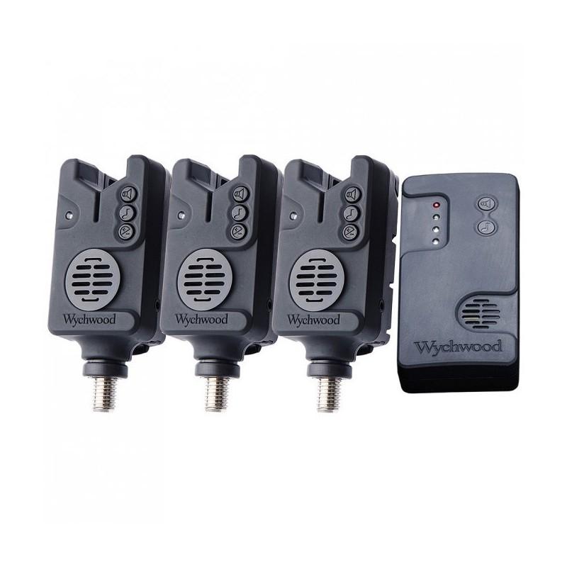 Wychwood Maletin 3 Alarmas AVX-S + Receptor