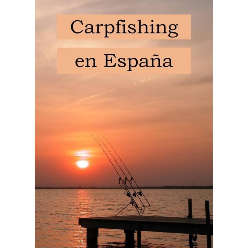 Libro El Carpfishing en España (Daniel Calleja)