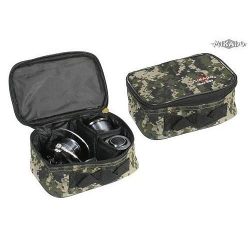 Mikado Bolsa para Carrete camo army 24x20x12xcm