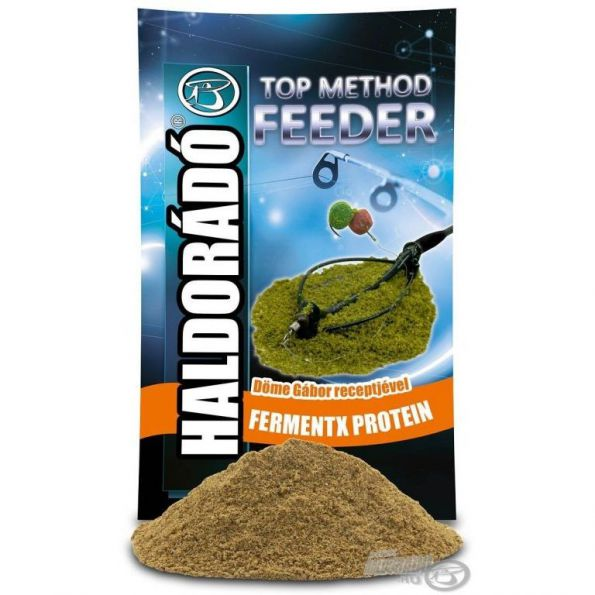 Haldorado Engodo Top Method Feeder Fermenxt Protein 1kg